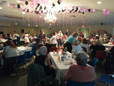 Assisted Living Houston saturday night at rainbow room Treemont Sock Hop.jpg