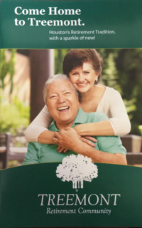learn the benefits of senior living in houston pamphlet