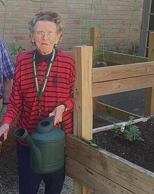 gardening at assisted living houston_penny johnson