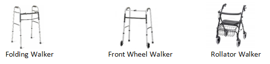 various walkers assisted living houston