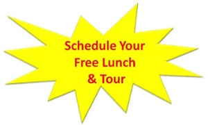 Schedule Free Lunch & Tour